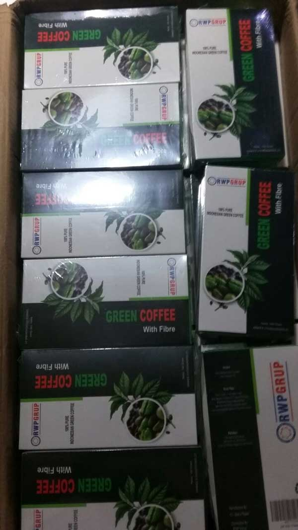 Hendel Exitox Green Coffee