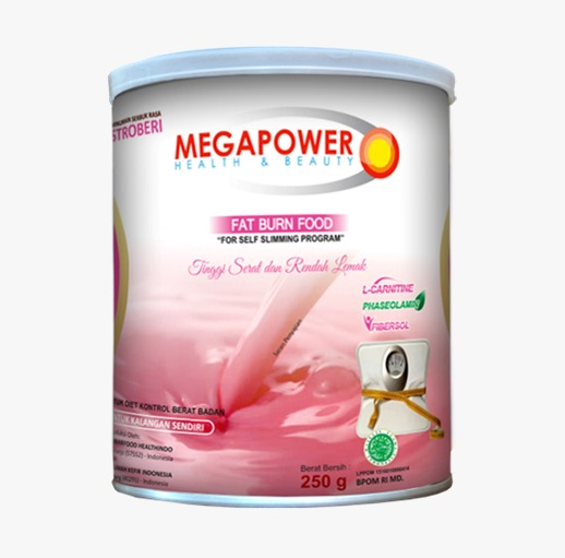 Susu MegaPower Slim
