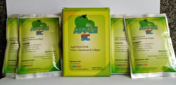 appl stem cell, L-Glutathione, collagen