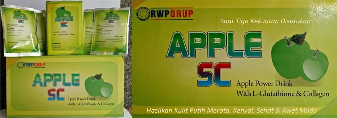 apple stem cel, l-glutathione & collagen, aple SC RWP 2